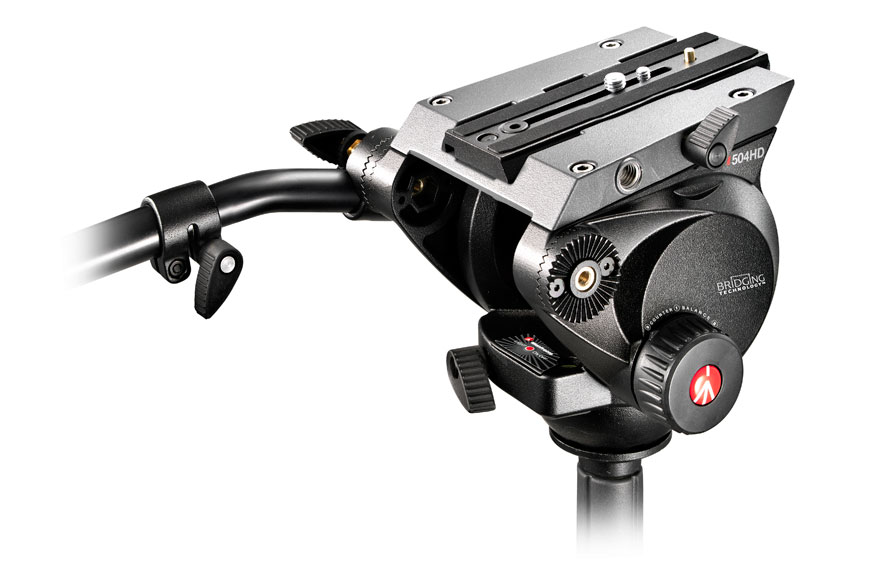 Manfrotto 504HD Video Head taken by Roberto Bigano